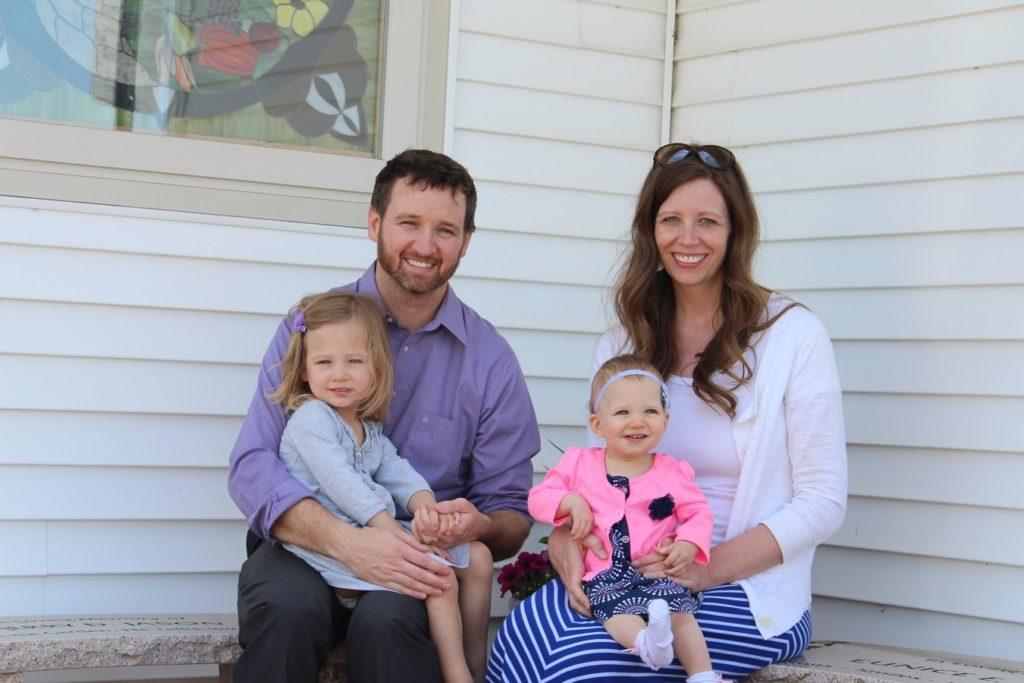 Pastor Nate & Family